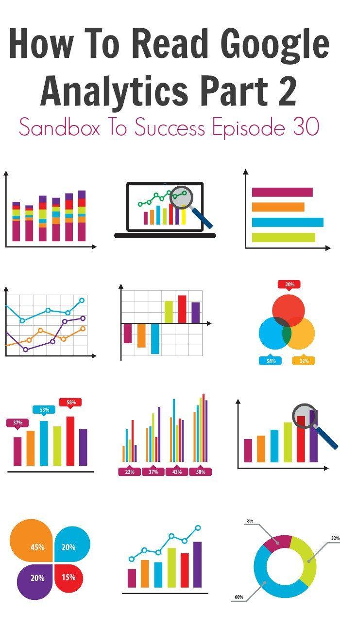 How To Read Google Analytics Part 2 - Sandbox To Success Episode 30