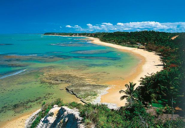 Caraíva – Bahia  - Praia do Espelho