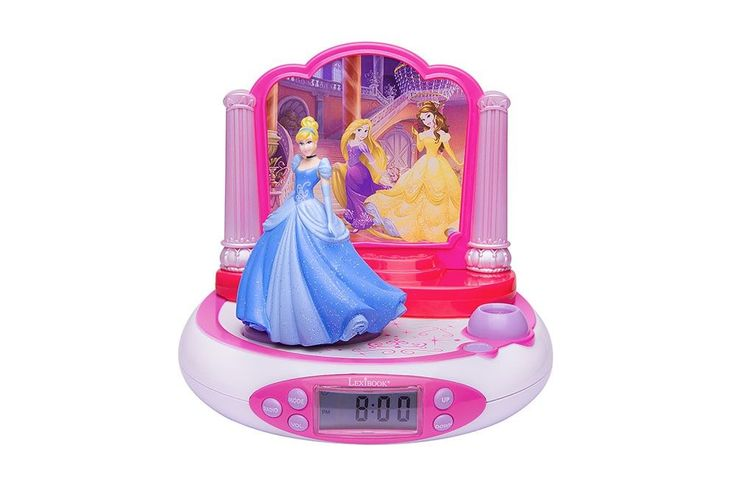 Lexibook® Projektionswecker – Disney Prinzessin Jetzt bestellen unter: https://moebel.ladendirekt.de/dekoration/uhren/wecker/?uid=4692a836-06af-5b00-b8bb-1d35c2e1d6bc&utm_source=pinterest&utm_medium=pin&utm_campaign=boards #multimedia #uhren #technik #spielwelt #wecker #dekoration