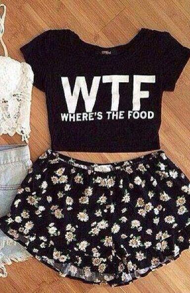The shirt.!! So me.!! Lol