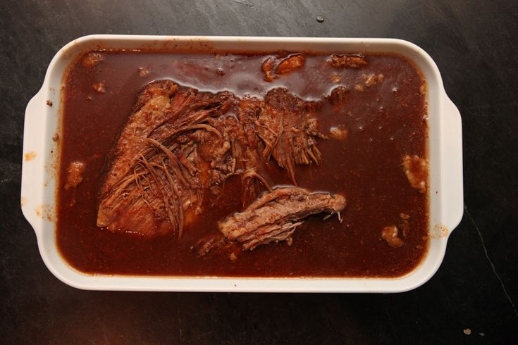 Saucy, sweet, spicy, sloppy, hot, delicious BRISKET | the meaning of ...