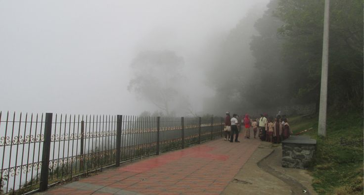 sight seeing @ kodaikanal