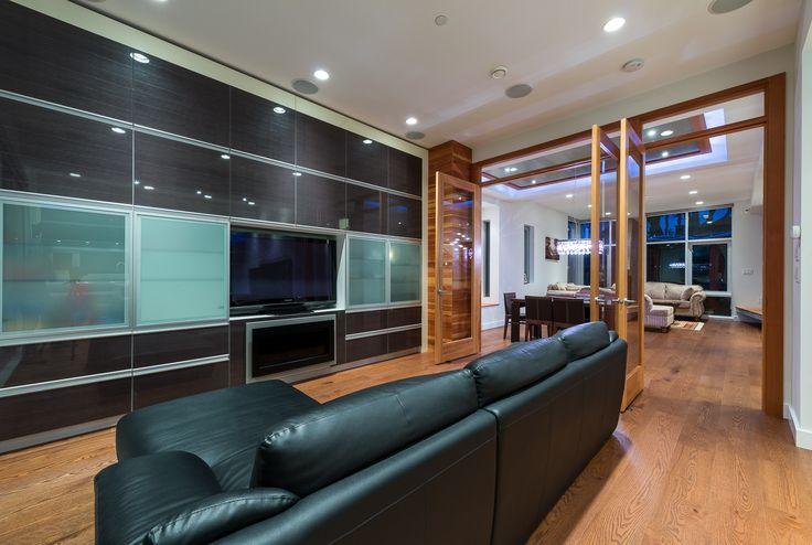 TV Lounge Couch & entertaining unit / storage