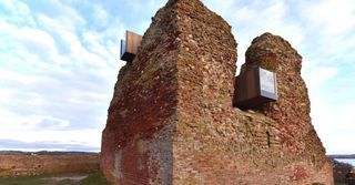 MAP Architects masterfully restores access to a 700-year-old medieval ruin | Inhabitat | Bloglovin'