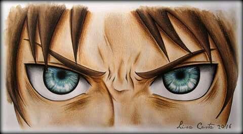 Eren Jager eyes