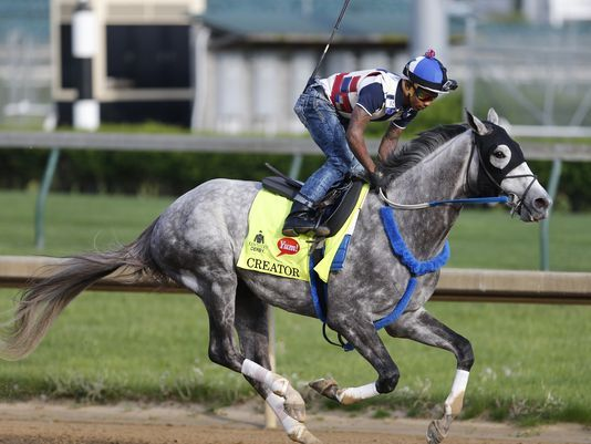 Arkansas Derby Winner Creator post position 3 2016 Kentucky Derby