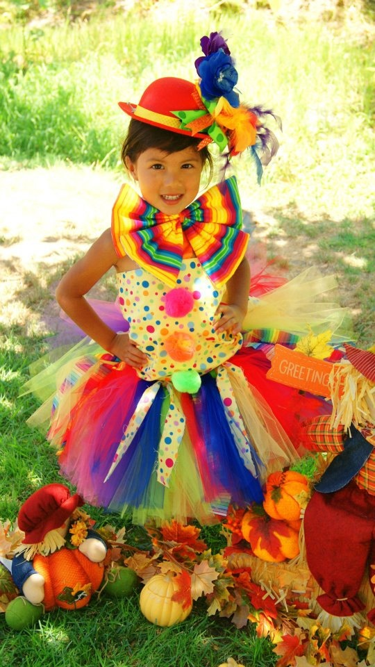 Funky idea for telly ticket. So this is kids costume but will adapt for adult underneath Will use white painters overalls and add tulle, pompoms, decorate hat, and color overalls. Final pic to be added soon....