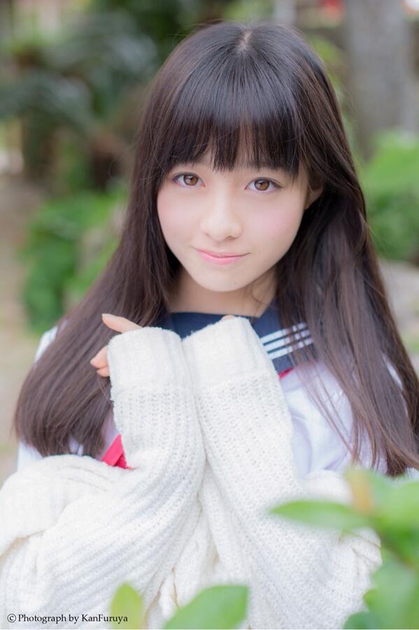 Kanna Hashimoto hair