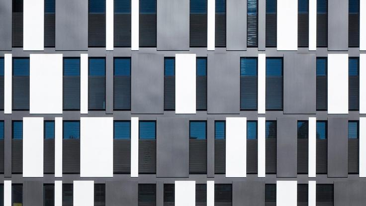 Bürogebäude am Park    Aachen   kadawittfeldarchitektur: