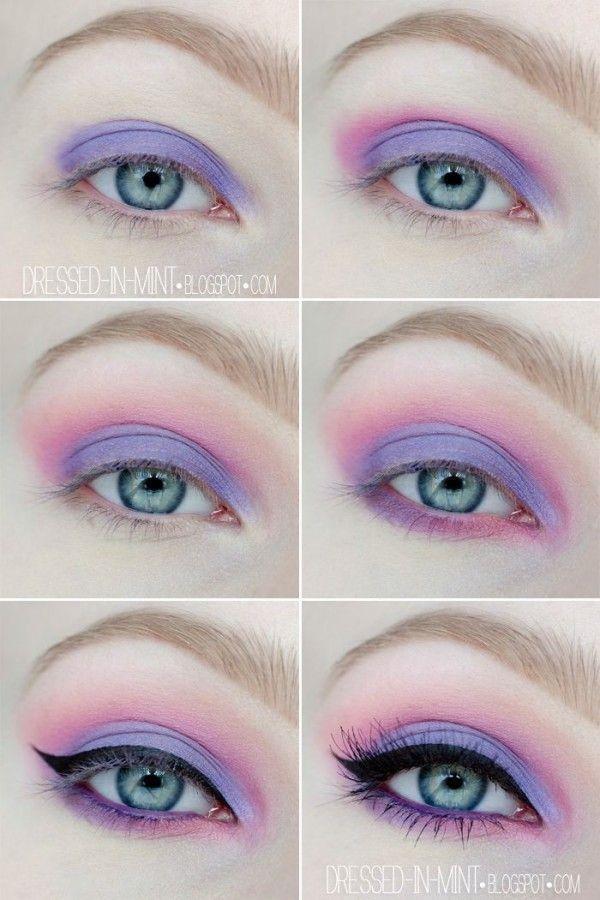 Ideen für eine perfekte Pastellgoth – Makeup