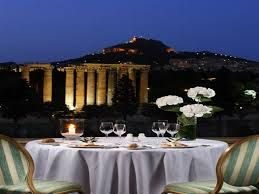 Athens, Greece (Royal Olympic Hotel)