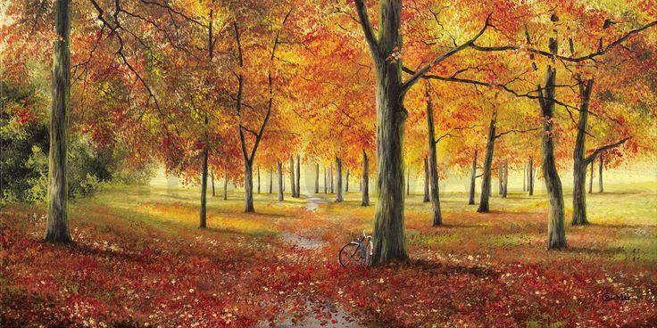 Herbstimpression - Fototapeter & Tapeter - Photowall