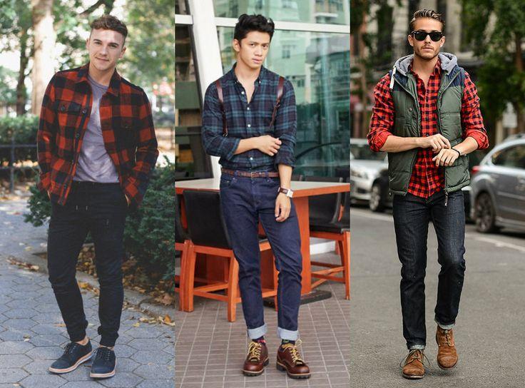 Znalezione obrazy dla zapytania lumberjack style clothing