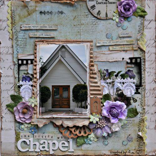 little WHITE CHAPEL - Scrapbook.com