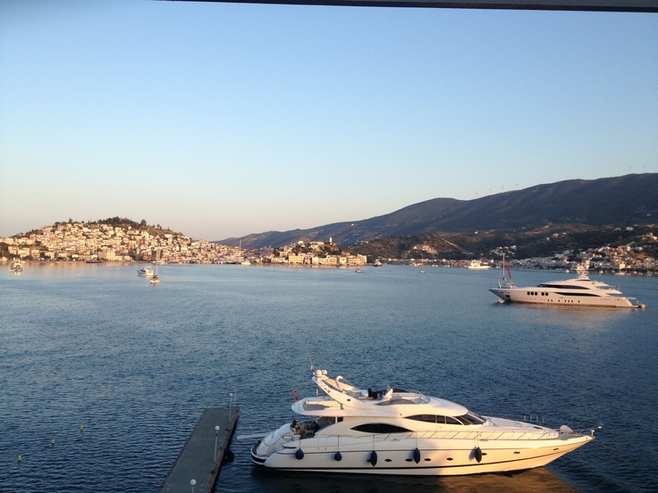 The Image Marina. You can arrive to our Hotel by car, boat or helicopter!