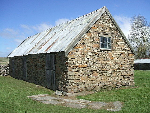 Old Stone Barn - Middlemarch Central Otago. New Zealand