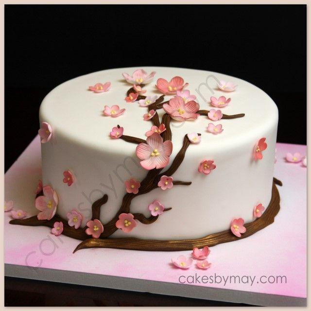 Elegant Birthday Cakes For Women   ... birthday, anniversary and wedding. Cake was a moist red velvet cake