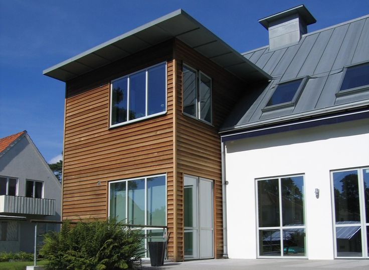 Beautiful and stylish refurbished family-home with VELFAC-200 windows and doors.