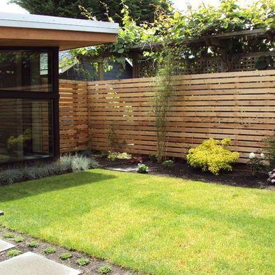 modern fence modern fencing fence panels enclosures. Black Bedroom Furniture Sets. Home Design Ideas