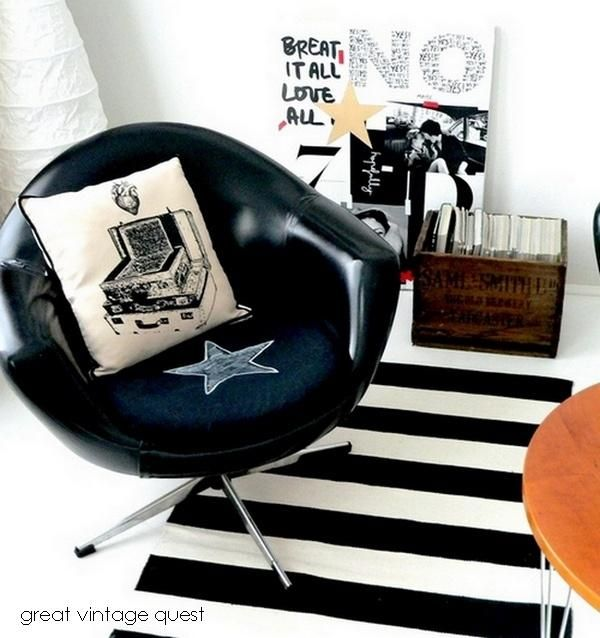 Retro chair #retro #mcm #chair