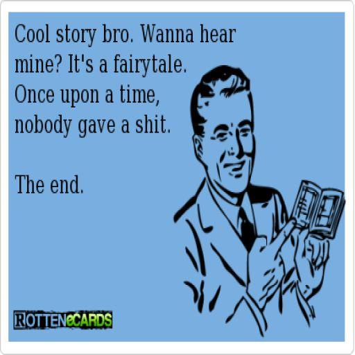 :) cept' it's a true story.