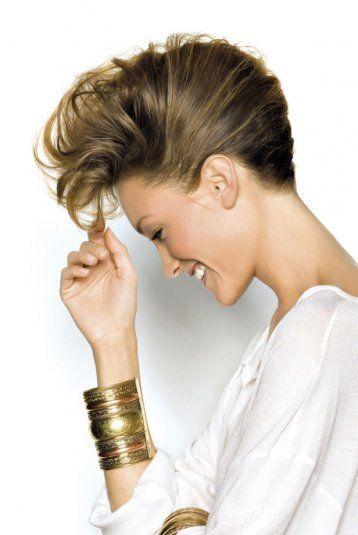 10 coiffures pour une mariée complètement rock'n'roll ! - Accessoires et Beauté…