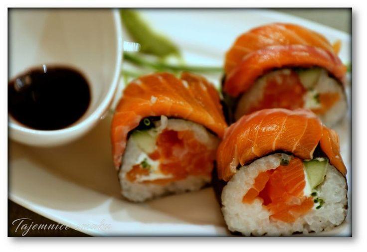 Domowe sushi – Tajemnice smaku