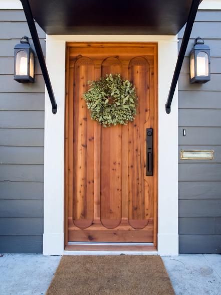 Front Door Awning Ideas i like the door awning Fixer Upper Brick Cottage For Baylor Grads Metal Awningbrick Cottagewood Doorsfront