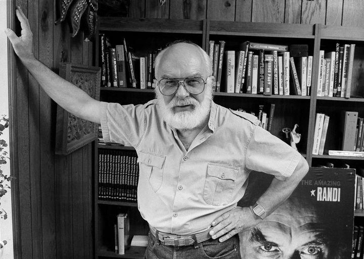 James Randi and William C Lucas