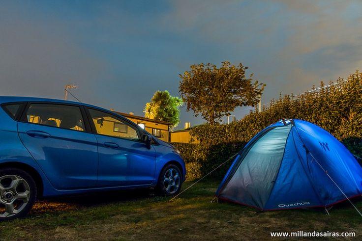 camping en ruta
