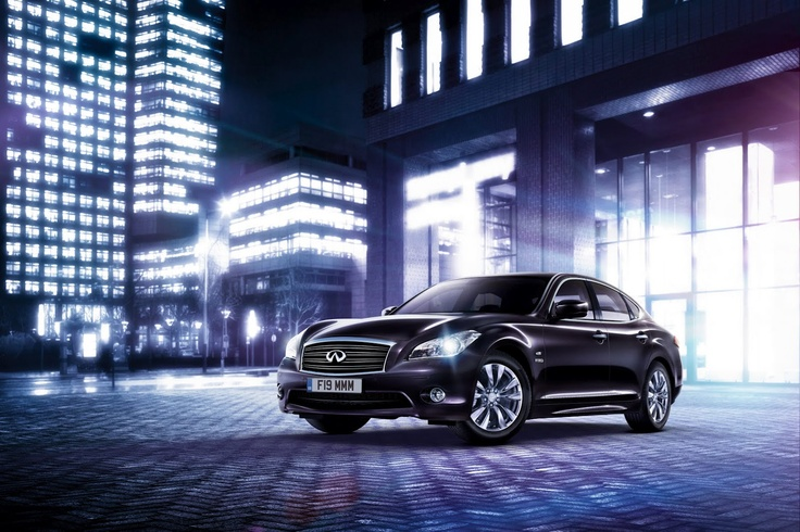 Infiniti M35h Business Edition Revealed For Uk_2 (