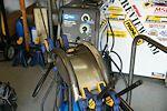 Custom Welding Cart