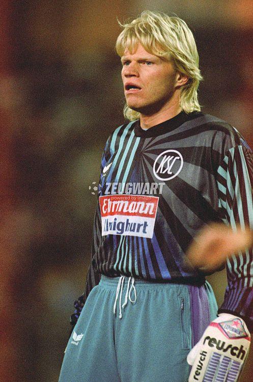 Oliver Kahn, Karlsruher SC, 1991