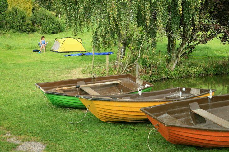 Batcombe vale campsite large