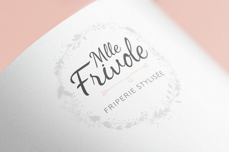 Logo – Mlle Frivole
