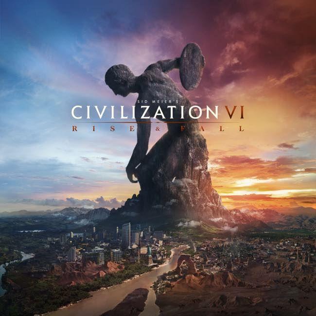 Sid Meier's Civilization VI: Rise and Fall Available February 8, 2018 - http://www.entertainmentbuddha.com/sid-meiers-civilization-vi-rise-and-fall-available-february-8-2018/