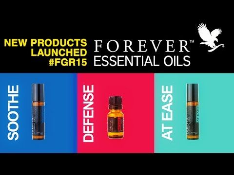 ▶ Forever Living Essential Oils Blends Launched at Forever Global Rally 2015 at Singapore - YouTube