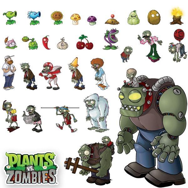 18 best parties plants vs zombies images on Pinterest  Zombie