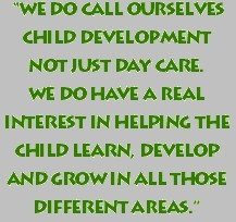 child's development