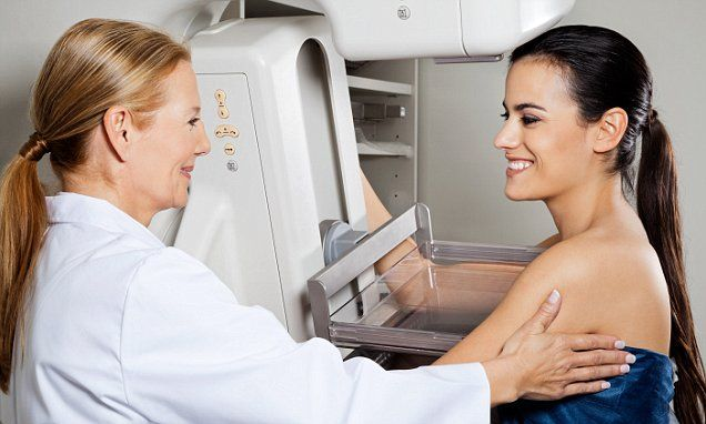 UCL research finds that a bad back could be a hidden symptom of breast cancer | Daily Mail Online