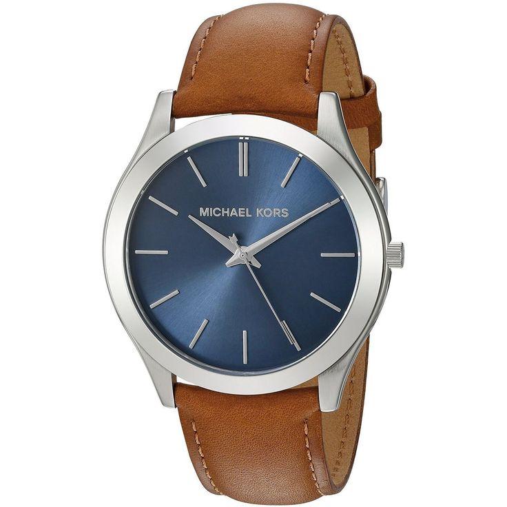 Michael Kors Men's MK8508 'Slim Runway' Watch