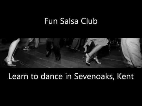 Salsa Dancing in Sevenoaks, Kent on Monday nights from 8pm. @Fun Salsa