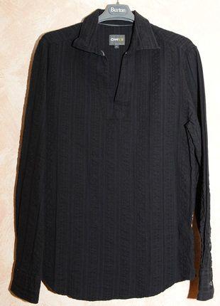 À vendre sur #vintedfrance ! http://www.vinted.fr/mode-hommes/chemises/28038180-tres-belle-chemise-liquette-homme-t-m-marque-owk-tbe