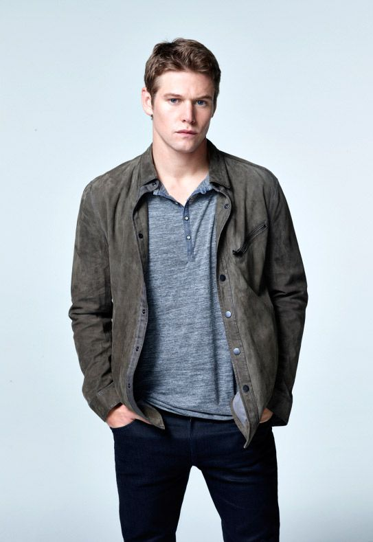 Zach Roerig as Matt Donovan in Season 5 of The Vampire Diaries.