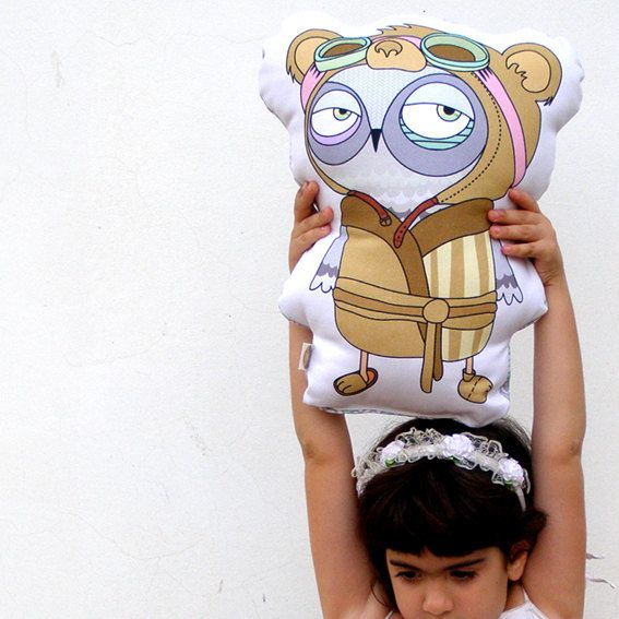 Check out this item in my Etsy shop https://www.etsy.com/il-en/listing/197736175/owl-pillow-owl-pillow-doll-colorful