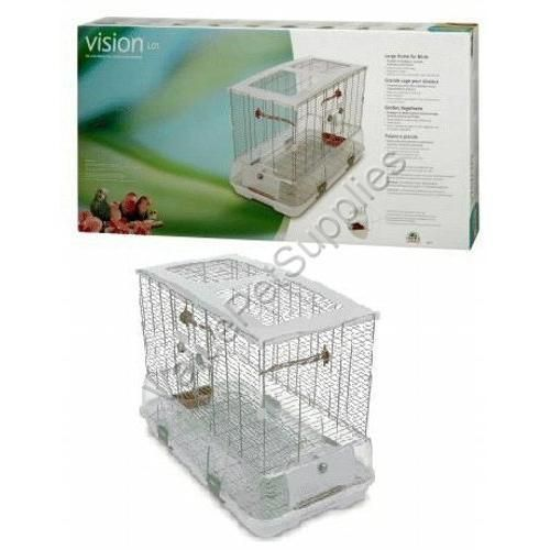 Vision Bird Cage Model L01  Large New