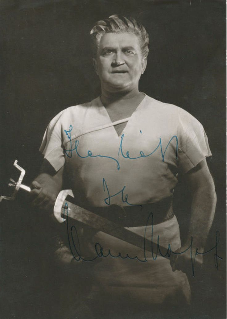Hans Hopf Siegfried 1960