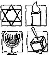 Jewish  Coloring Pages