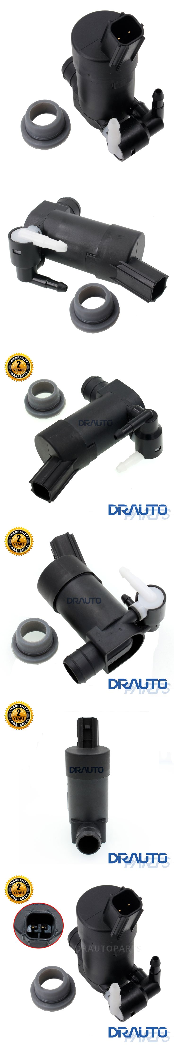 Fit for Ford Focus/S-Max/C-Max/MONDEO Mk III Windshield Washer Pump Part number 1S71-17K624-FE Front and Rear Windows