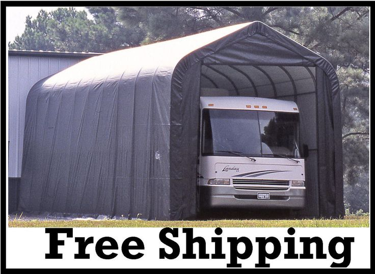 Heavy Duty Portable Rv Carports : Best images about trailers on pinterest